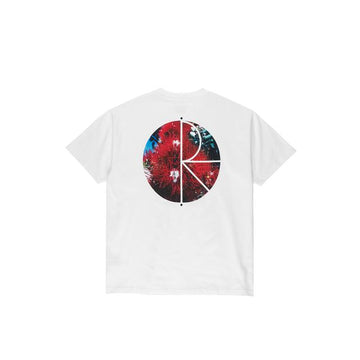 Polar Skate Co Callistemon T Shirt in White