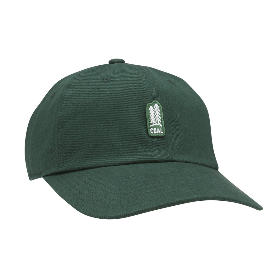 2020 Coal The Junior Hat in Forest Green