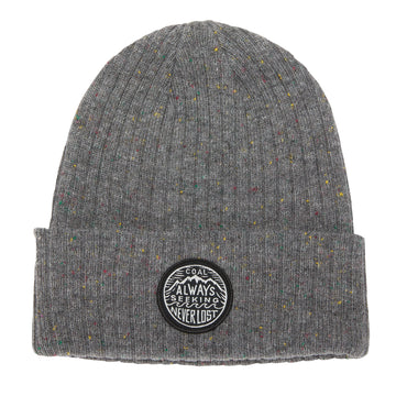 2021 Coal The Oaks Beanie in Heather Grey