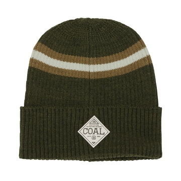 2021 Coal The Paxton Beanie in Olive