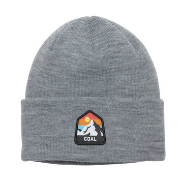 2021 Coal The Peak Beanie Beanie in Heather Grey
