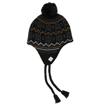 2021 Coal The Sheridan Beanie in Black