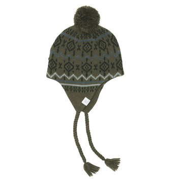2021 Coal The Sheridan Beanie in Olive