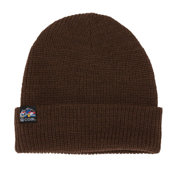 2021 Coal The Squad Beanie in Spice Brown (O'Connor)