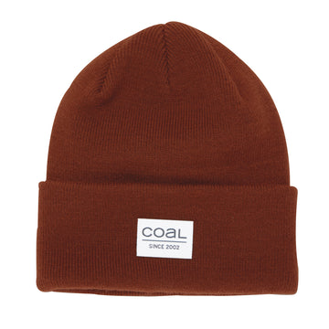 2021 Coal The Standard Beanie in Rust