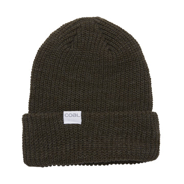 2021 Coal The Stanley Beanie in Heather Olive