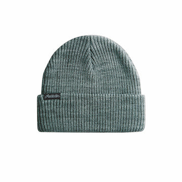 2021 Airblaster Commodity Beanie in Heather Grey