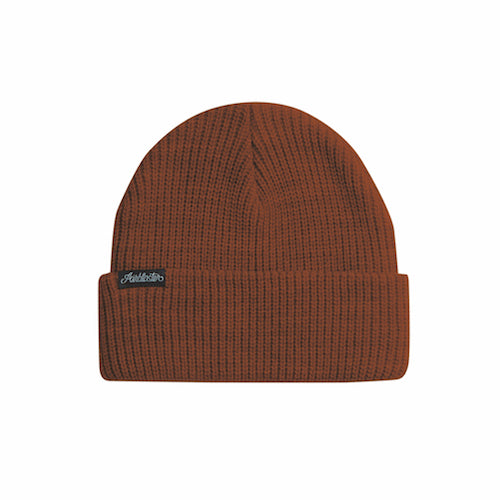 2021 Airblaster Commodity Beanie in Rust
