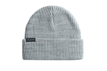 2020 Airblaster Commodity Beanie in Heather Grey