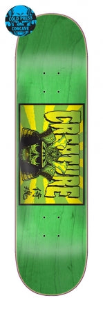 Creature Soul Servant Skate Deck in 8.375
