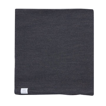 2021 Coal The FLT Gaiter Neck Warmer in Charcoal