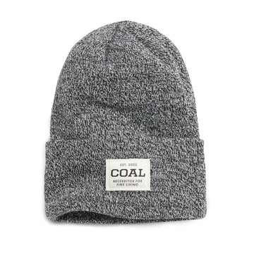 2021 Coal The Uniform Beanie in Black Marl