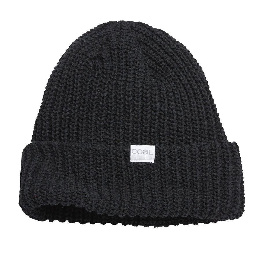 2020 Coal The Eddie Beanie in Black