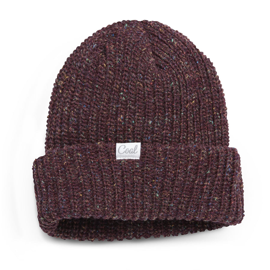 2020 Coal The Edith Beanie in Plum