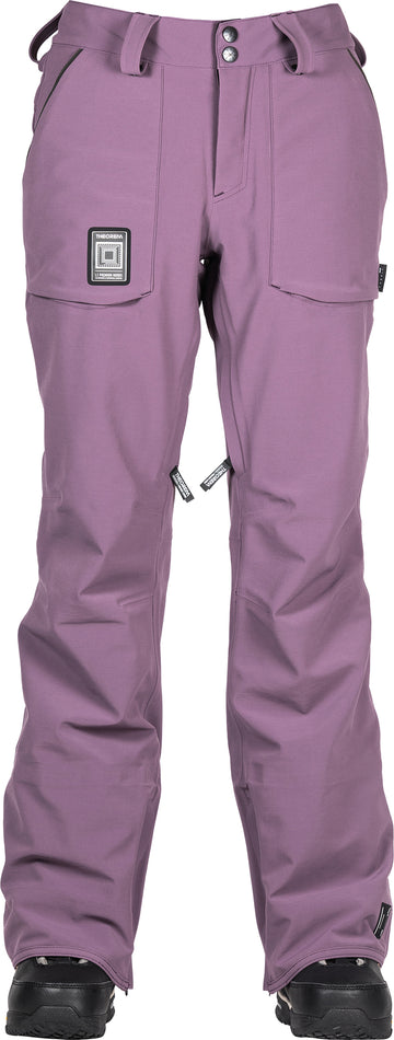 2021 L1 Cosmic Age Theorum Womens Snow Pant in Lavender