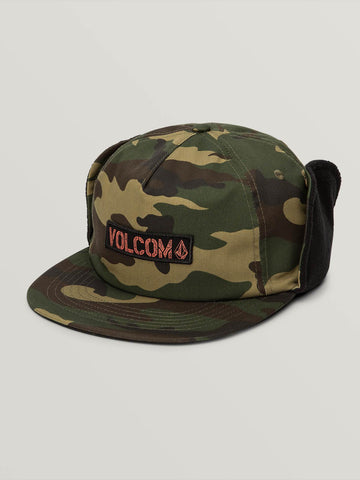 Volcom Stone Woodsman Hat in Camoflage