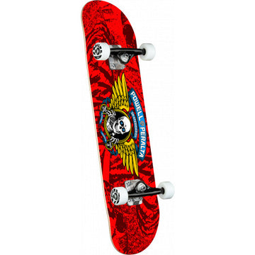 Powell Peralta Winged Ripper Complete in Red 7.0