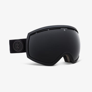 2021 Electric EG2 Snow Goggle with a Murked Frame and a Light Green Lens and a Jet Black Spare Lens