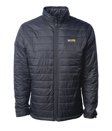 Milosport Hyper Puff 33 Insulator Jacket in Black