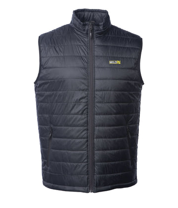 Milosport Hyper Puff 33 Insulator Vest in Black