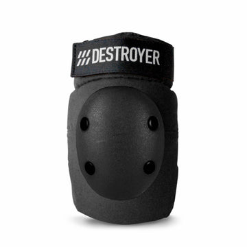 Destroyer Elbow Pads in Black