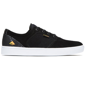 Emerica Figgy Dose in Psockadelic in Black