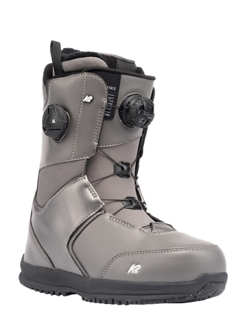 2022 K2 Estate Womens Snowboard Boot in Slate