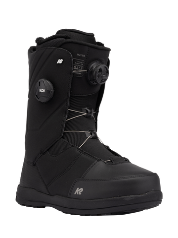 2022 K2 Maysis Snowboard Boot in Black