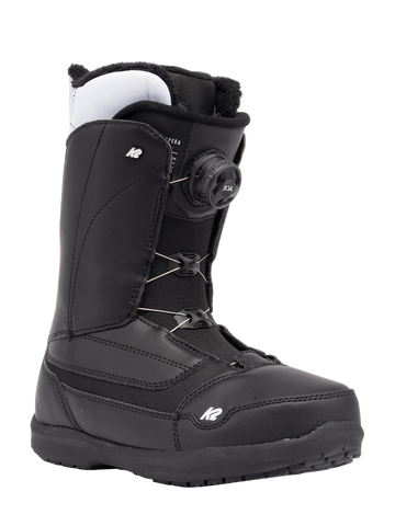 2022 K2 Sapera Womens Snowboard Boot in Black