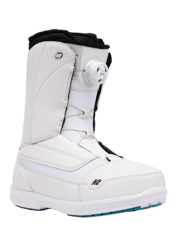 2022 K2 Sapera Womens Snowboard Boot in White