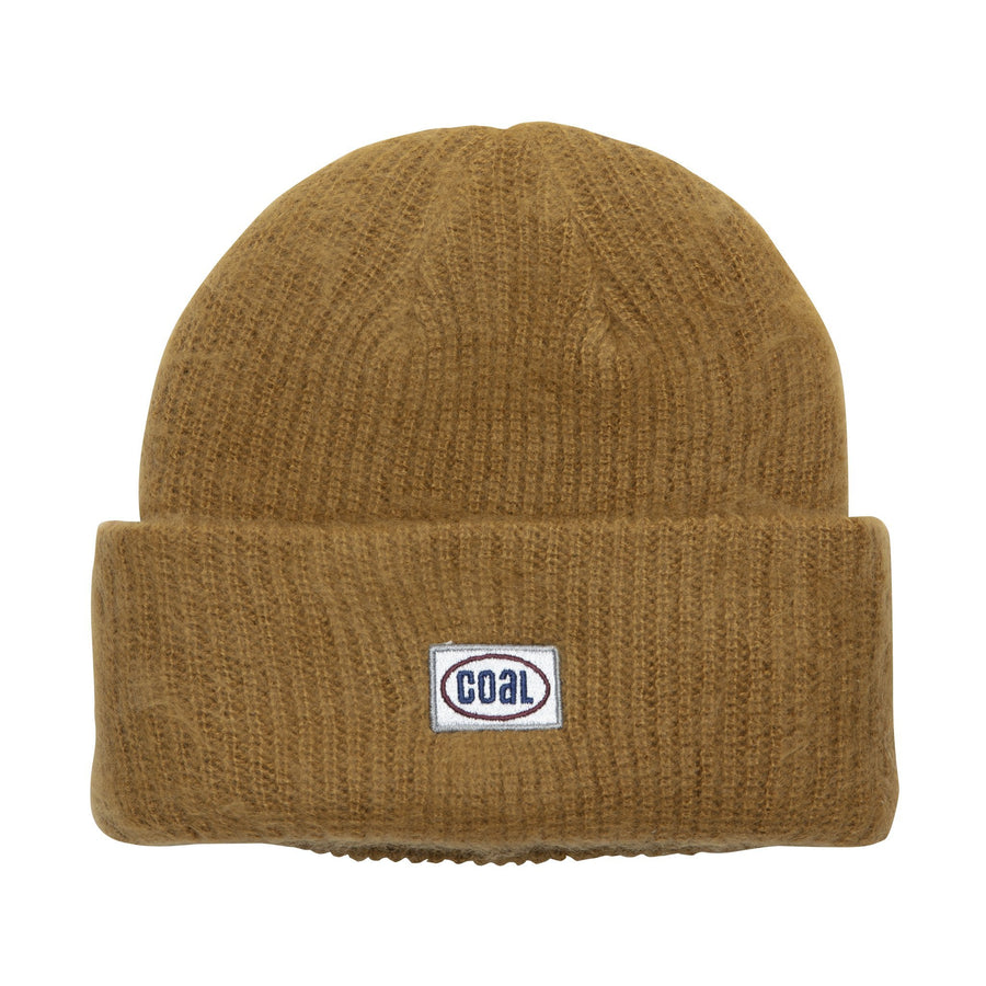 2020 Coal The Earl Beanie Beanie in Mustard