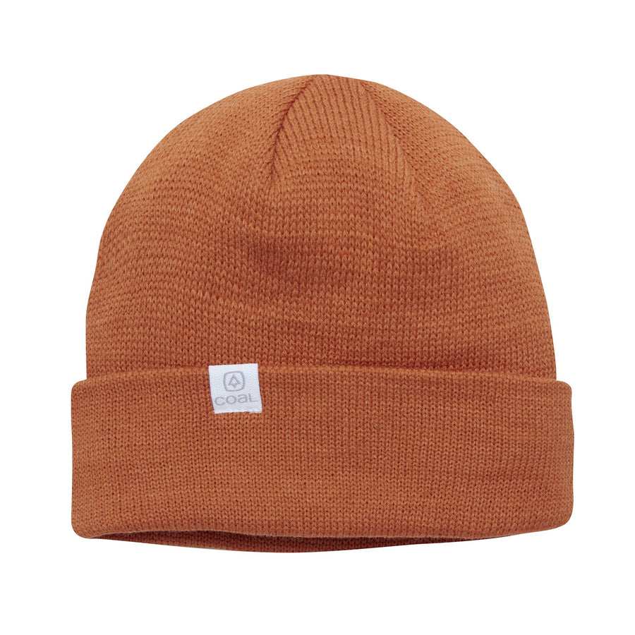 2020 Coal The FLT Beanie in Burnt Orange