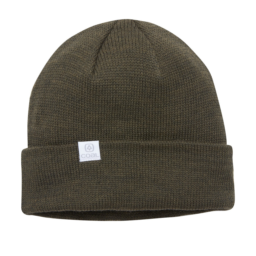2020 Coal The FLT Beanie in Olive