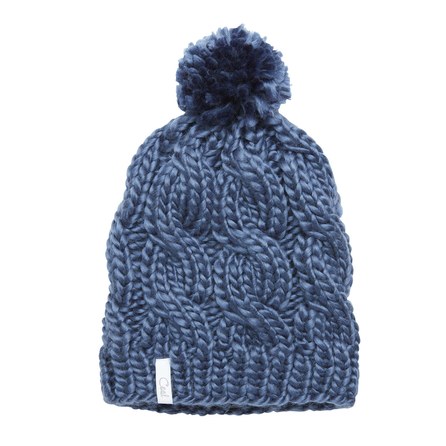 2020 Coal The Rosa Beanie in Dusty Navy