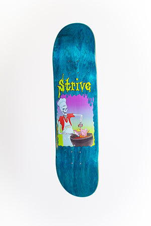 Strive Skateboards Goosebumps Deck
