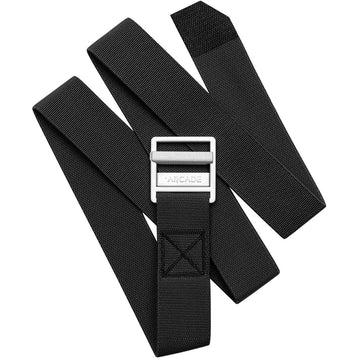 Arcade Guide Slim Belt in Black