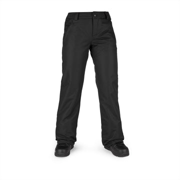 2022 Volcom Womens Frochickie Insulated Pant in Black
