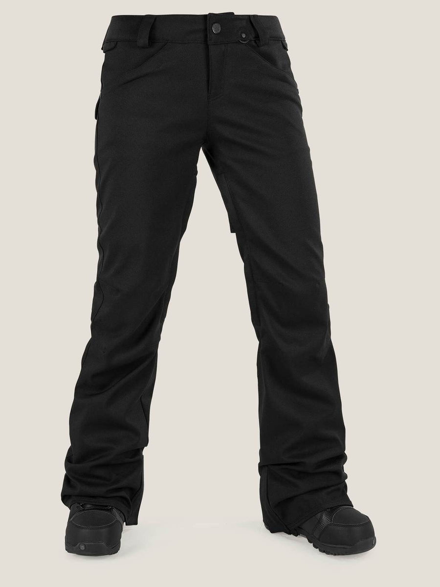 2019 Volcom Species Stretch Womens Snow Pant in Black S