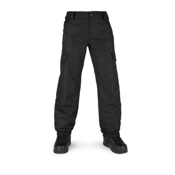 2022 Volcom Womens Hotlapper Pant in Black