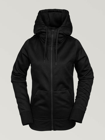 2020 Volcom Womens Cascara Fleece in Black