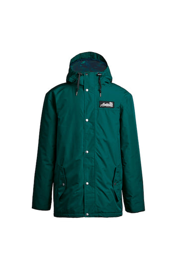 2021 Airblaster Heritage Parka in Night Spruce