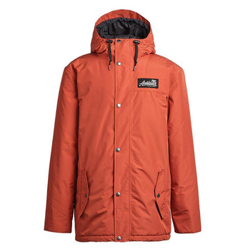 2020 Airblaster Heritage Parka in Rust Orange