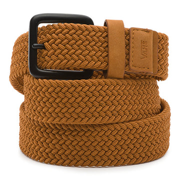 Vans Harington Braided Belt in Argan Oil