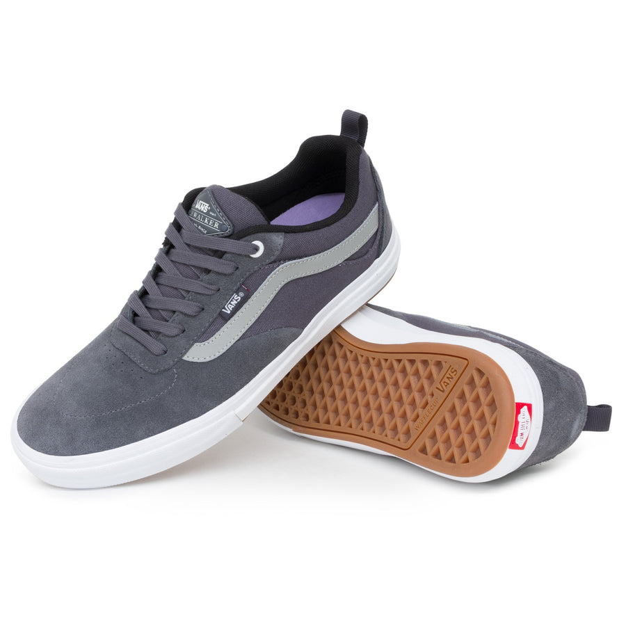 Vans Kyle Walker Pro Skate Shoe in Periscope and True White