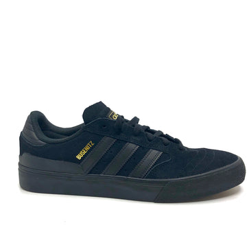 Adidas Busenitz Vulc II in Black and Black