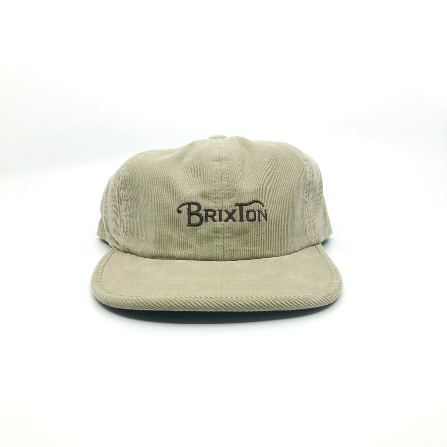 Brixton Wheelie MP Cap in Vanilla