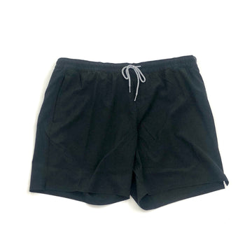 Milosport Ace Swim Trunks in Black