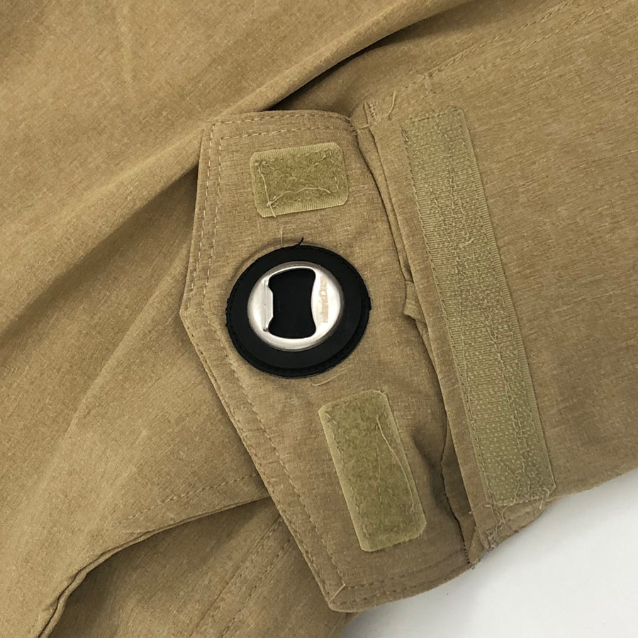 Milosport BBO Short in Khaki