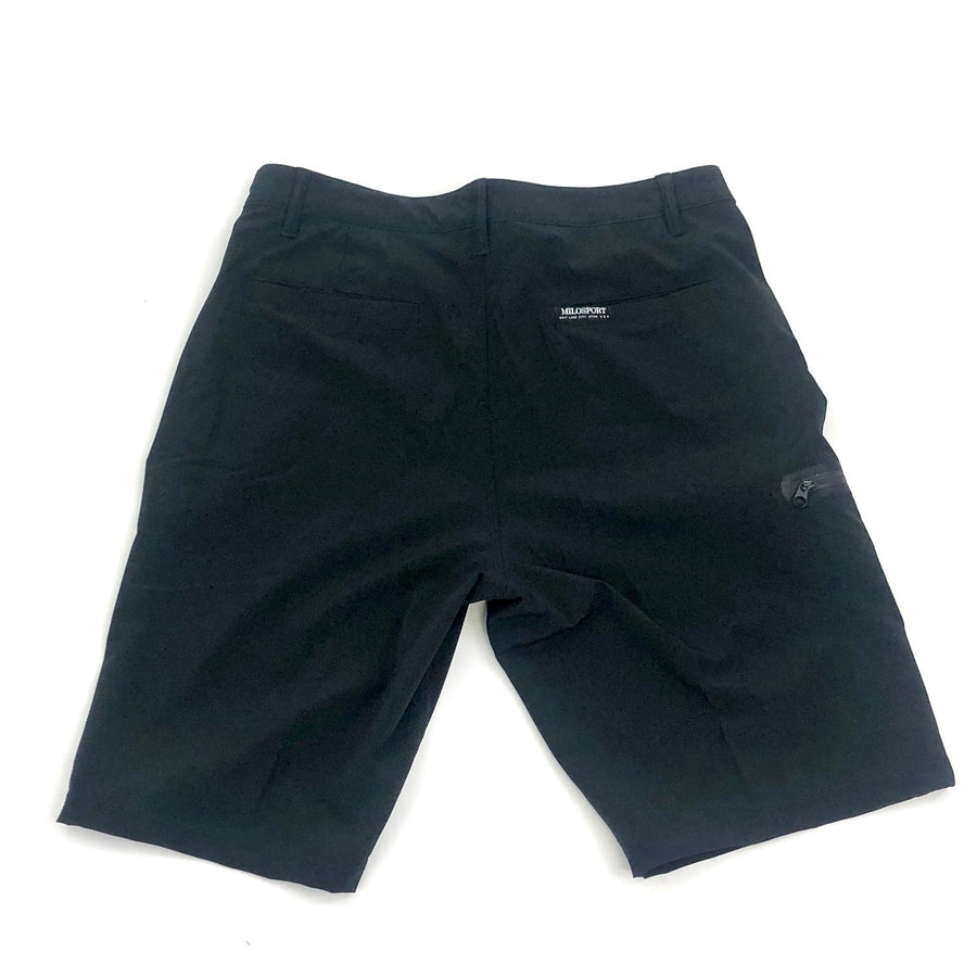Milosport Stretch Boardshorts in Black