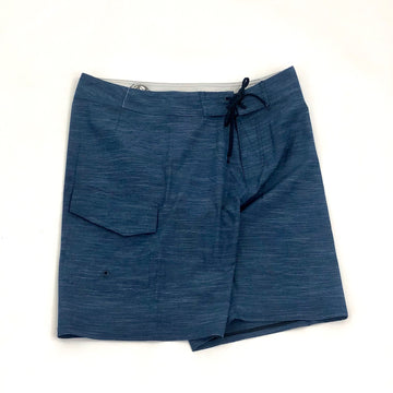 Milosport Tidal Board Short in Indigo